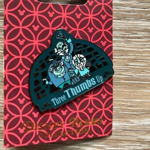 Three Thumbs Up Disney Parks Collection Pin
